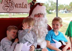 Santa kids 49